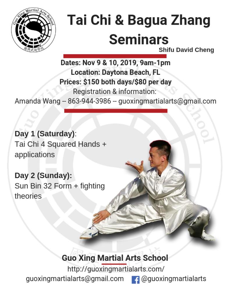 2019 Florida Seminars Flyer 1
